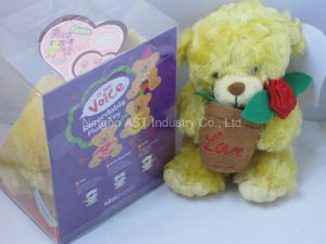 Bear Soft Toy, Plush Toy, Stuffed Toy, Recording Plush Toy pictures & photos