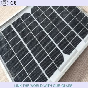 3.2mm Solar Glass for Flat-Type Solar Collector pictures & photos