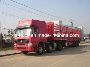 HOWO Heavy Duty Truck (ZZ3317N3267W) pictures & photos