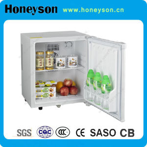 Glass Door 30L Hotel Mini Bar Fridge pictures & photos