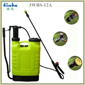 12L Hand Agricultural Pressure Knapsack Sprayer pictures & photos