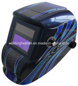 Large Viewing Area100X50mm/Low Price Welding Helmet/Welding Mask (H1190TE) pictures & photos