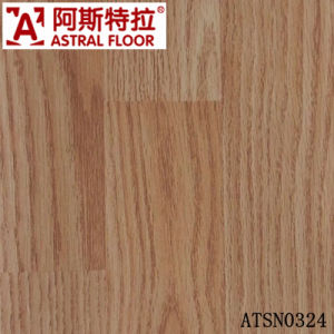 Competitive Price with High Quality HDF 12mm&8mm Wood Laminate Flooring pictures & photos