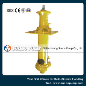 100RV Centrifugal Vertical Sump Slurry Pump for Mining & Mineral Processing pictures & photos