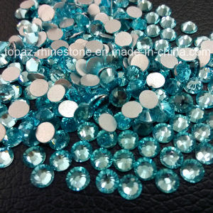 Ss20 Aquamarine 10 Gross Bag Non Hotfix Crystal Rhinestone pictures & photos