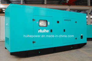 325kVA Diesel Genset with Volvo Engine with Soundproof Canopy pictures & photos
