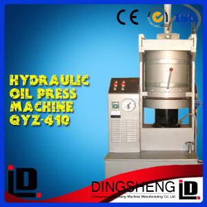 High Efficienty Automatic Hydraulic Almond Oil Press for Sale pictures & photos