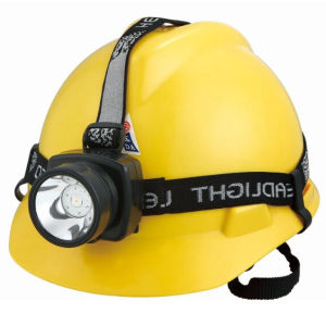 Construction Safety Rechargeable Mining Helmet Light with Head Lamp (JMC-422L) pictures & photos
