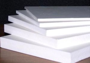 Foam Board / Foam Sheet with PVC Material pictures & photos