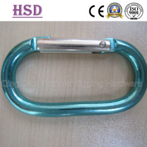 Rigging Hardware Zinc Plated Snap Hook with Eyelet of Fastener pictures & photos