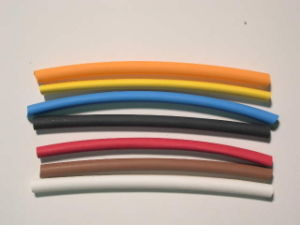 High Quality Insulation Heat Shrink Tube with Various Color Size
