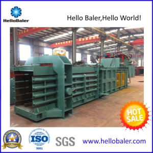 Hydraulic Automatic Waste Paper Carton Packing Machine pictures & photos