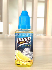 Vanilla Electronic Cigarette Refill Liquid, Electronic Cigarette Liquid Haka/Mamaku/Vera Juice/Baron6/Mag7/Pie/Swidn/Novo/Vivace/Tko/Quich Nic Juice/Arc 9 Nine pictures & photos