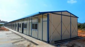 Cheap and Strong Construction Steel Prefabricated House pictures & photos
