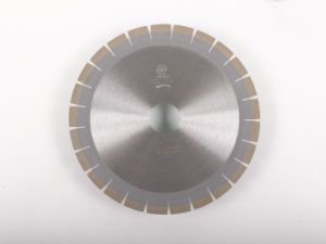 Diamond Marble Cutting Blades-Diamond Sintered Saw Blade for Stone Processing pictures & photos