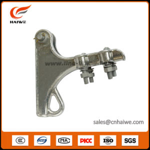 Nll Aluminum Alloy Strain Clamp Overhead Pole Line Hardware Clamp pictures & photos