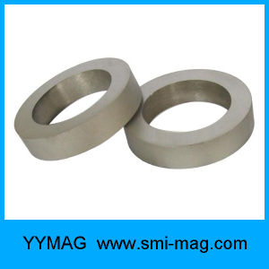 China Manufacturer Rare Earth Magnet/SmCo Magnet Ring for Motor/Generator pictures & photos