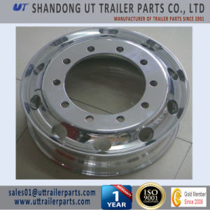 9.0X22.5 Forged Truck Aluminum Alloy Wheel Rim as Well for Trailer pictures & photos