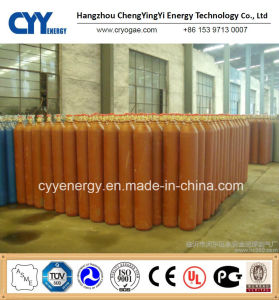 Low Price 50L High Pressure Carbon Dioxide Argon Oxygen Nitrogen Steel Cylinder pictures & photos