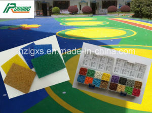 EPDM Granules in Various Colors pictures & photos