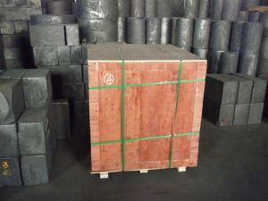 Artificial Graphite Block for Continuous Casting Brass pictures & photos