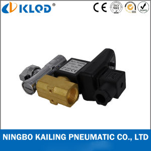 "Klpt-16-1/2""-DC24V Brass Material Pneumatic Valve pictures & photos"