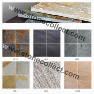 Natural Stone Slate Tiles for Floor or Wall Panel pictures & photos