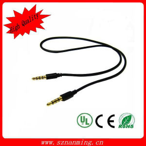 DC 3.5mm Male to 3.5mm Male Aux Cable pictures & photos