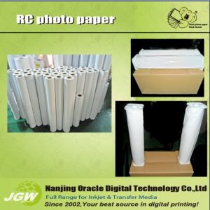 190g RC Glossy&Soft Silky Photo Paper