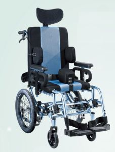 Medical Equipment Child Wheelchair 6-86 pictures & photos