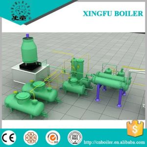 Plastic Oil Distillation Plant to Diesel Oil and Gasoline pictures & photos