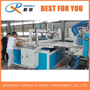 Conical Twin Screw PVC Plastic Foam Board Production Line Machine pictures & photos