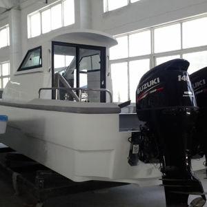 32FT / 9.6m Panga Model Fiberglass Cabin Fishing Boat pictures & photos