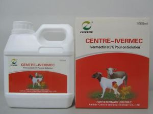 Ivermectin Pour on Solution 0.5%