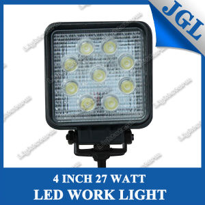 LED Driving Work Light 4′′ Auto Lamp 2 Years Warranty pictures & photos