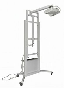 Manual Lifting Interactive Whiteboard Mobile Stand/Short Throw Projector Mobile Stand