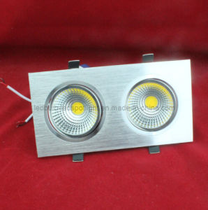 Adjustable 10wx2 COB LED Down Lighting with Two Head (KZ-DL) pictures & photos