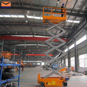 12m Battery Powered Lift Platform pictures & photos