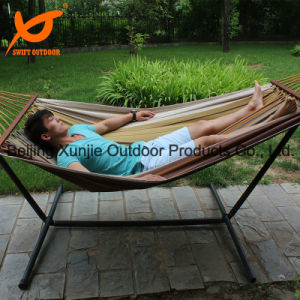 OEM Camping High-Density Cotton Hammock