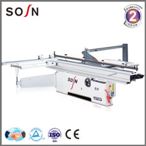 Wood Cutting Machine Precision Panel Saw with Heavy Sliding Table pictures & photos