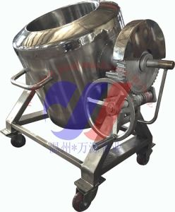 Customized 20L Tilting Electric Heating Jacketed Vessel pictures & photos