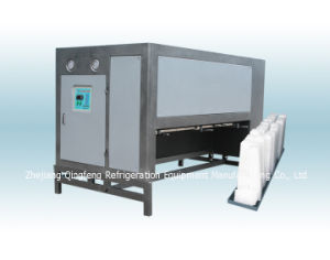 High Quality Direct Cooling Block Ice Maker pictures & photos