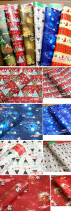 Christmas Gift Wrapping Paper pictures & photos