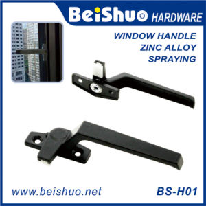Chinese Factory Window Lock Handle Crescent Lock with Zinc Alloy pictures & photos