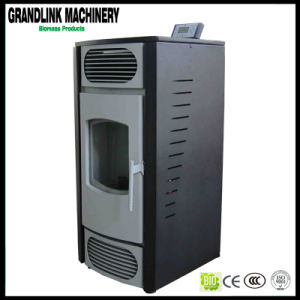 Electric Wood Pellet Fireplace Heater