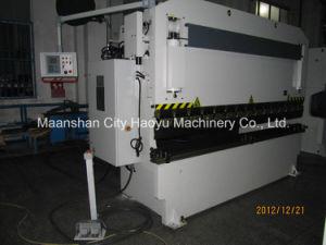 Hot Sale Wc67k Series Hydraulic Servo CNC Bending Machine