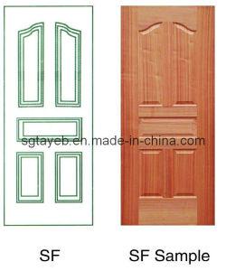 Five Panel HDF Door Skin