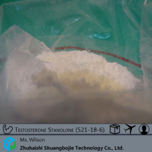 New Stock Steroids Hormone Stanolone Androstanolone 521-18-6 pictures & photos