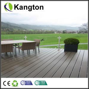 WPC Laminate Flooring (WPC decking) pictures & photos