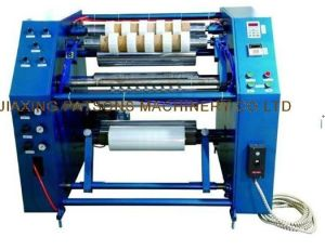 Stretch Film Slitter Rewinding Machine pictures & photos